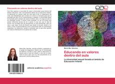 Bookcover of Educando en valores dentro del aula