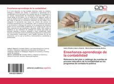 Buchcover von Enseñanza-aprendizaje de la contabilidad