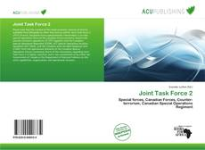 Bookcover of Joint Task Force 2