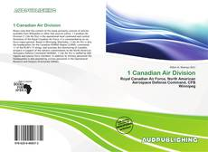 1 Canadian Air Division的封面