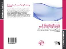 Copertina di 2 Canadian Forces Flying Training School