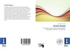 Bookcover of André Kaspi
