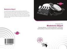 Bookcover of Madeleine Béjart