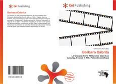 Barbara Cabrita kitap kapağı