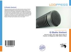 Couverture de Q (Radio Station)