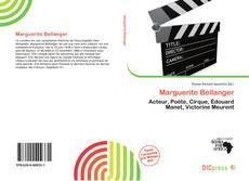 Capa do livro de Marguerite Bellanger