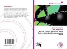 Capa do livro de Clara Bellar