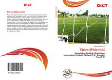 Buchcover von Steve Mildenhall