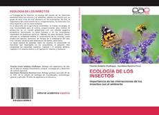 Portada del libro de ECOLOGÍA DE LOS INSECTOS