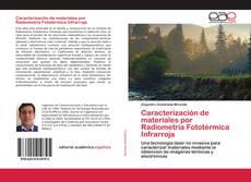Portada del libro de Caracterización de materiales por Radiometría Fototérmica Infrarroja