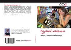 Bookcover of Psicología y videojuegos vol.1