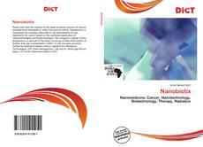 Bookcover of Nanobiotix