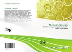 Bookcover of Thomson, Georgia