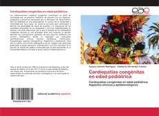 Bookcover of Cardiopatías congénitas en edad pediátrica
