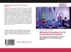 Portada del libro de Métodos Educativos en la Enseñanza de Idiomas