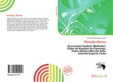 Capa do livro de Renato Abreu