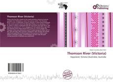 Bookcover of Thomson River (Victoria)