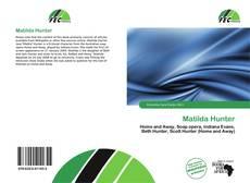 Matilda Hunter kitap kapağı