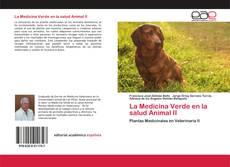 Обложка La Medicina Verde en la salud Animal II