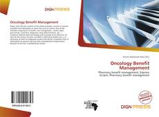 Copertina di Oncology Benefit Management