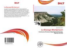 Borítókép a  La Bazoge-Montpinçon - hoz