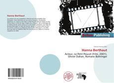 Hanna Berthaut kitap kapağı