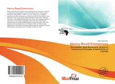 Bookcover of Henry Read Emmerson