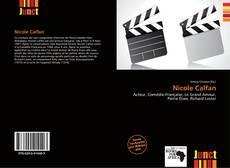 Nicole Calfan kitap kapağı