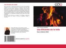 Buchcover von Uso Eficiente de la leña