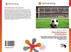 Bookcover of Paul Nicholson (Footballer)