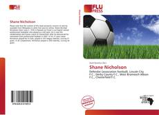 Bookcover of Shane Nicholson