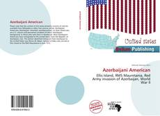 Обложка Azerbaijani American