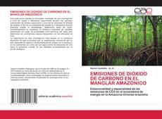 Bookcover of EMISIONES DE DIÓXIDO DE CARBONO EN EL MANGLAR AMAZÓNICO