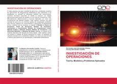 Capa do livro de INVESTIGACIÓN DE OPERACIONES