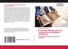 Portada del libro de Técnicas difusas para la evaluación de impacto ambiental
