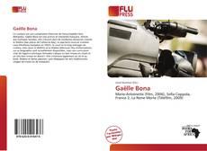 Buchcover von Gaëlle Bona