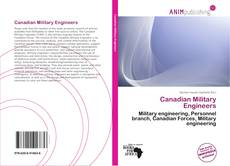 Bookcover of Canadian Military Engineers