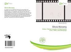 Copertina di Olivia Bonamy
