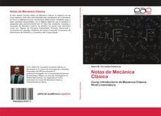 Bookcover of Notas de Mecánica Clásica