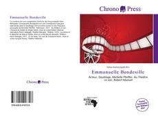 Couverture de Emmanuelle Bondeville