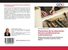 Portada del libro de Panorama de la educación técnico profesional en Latinoamérica