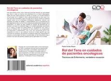 Rol del Tens en cuidados de pacientes oncologicos的封面