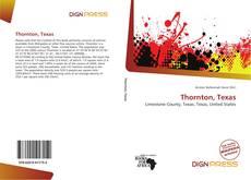 Bookcover of Thornton, Texas