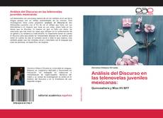 Portada del libro de Análisis del Discurso en las telenovelas juveniles mexicanas: