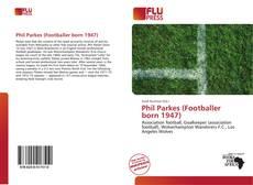 Copertina di Phil Parkes (Footballer born 1947)
