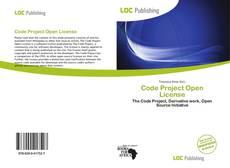 Portada del libro de Code Project Open License