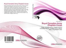 Couverture de Royal Canadian Army Chaplain Corps
