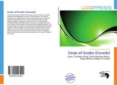 Couverture de Corps of Guides (Canada)