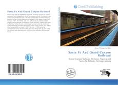 Portada del libro de Santa Fe And Grand Canyon Railroad