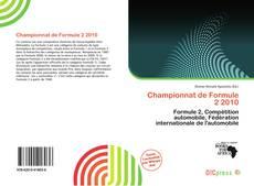 Championnat de Formule 2 2010的封面